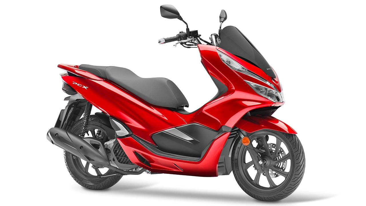 honda pcx 125 modell kur f r die roller ikone world of bike. Black Bedroom Furniture Sets. Home Design Ideas